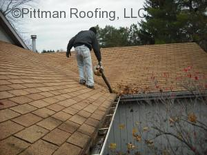 Pittman Roofing Maintenance