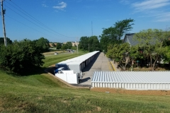 Metal Replacement All Garages @ Apartment Complex